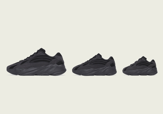 "Official Release Info For The adidas Yeezy Boost 700 v2 ""Vanta"""