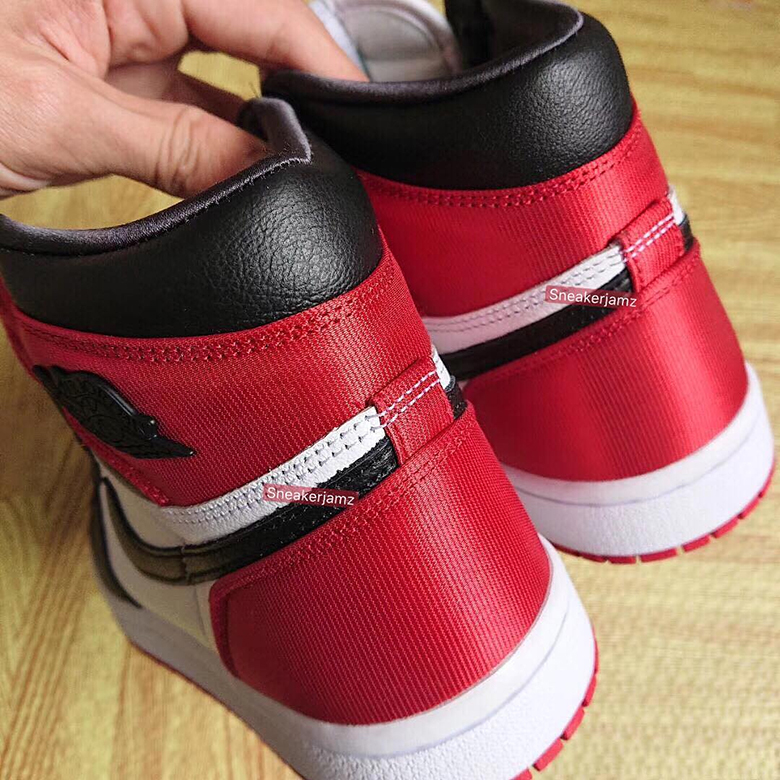 newest 5e85e e0c62 Air Jordan 1 Satin Black Toe Women's Release Date ...