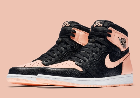 "Air Jordan 1 Retro High OG ""Crimson Tint"" Releasing In Europe On May 16th"