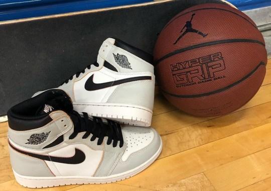 "Air Jordan 1 Nike SB ""Light Bone"" Releasing On May 10th At Skateshops"