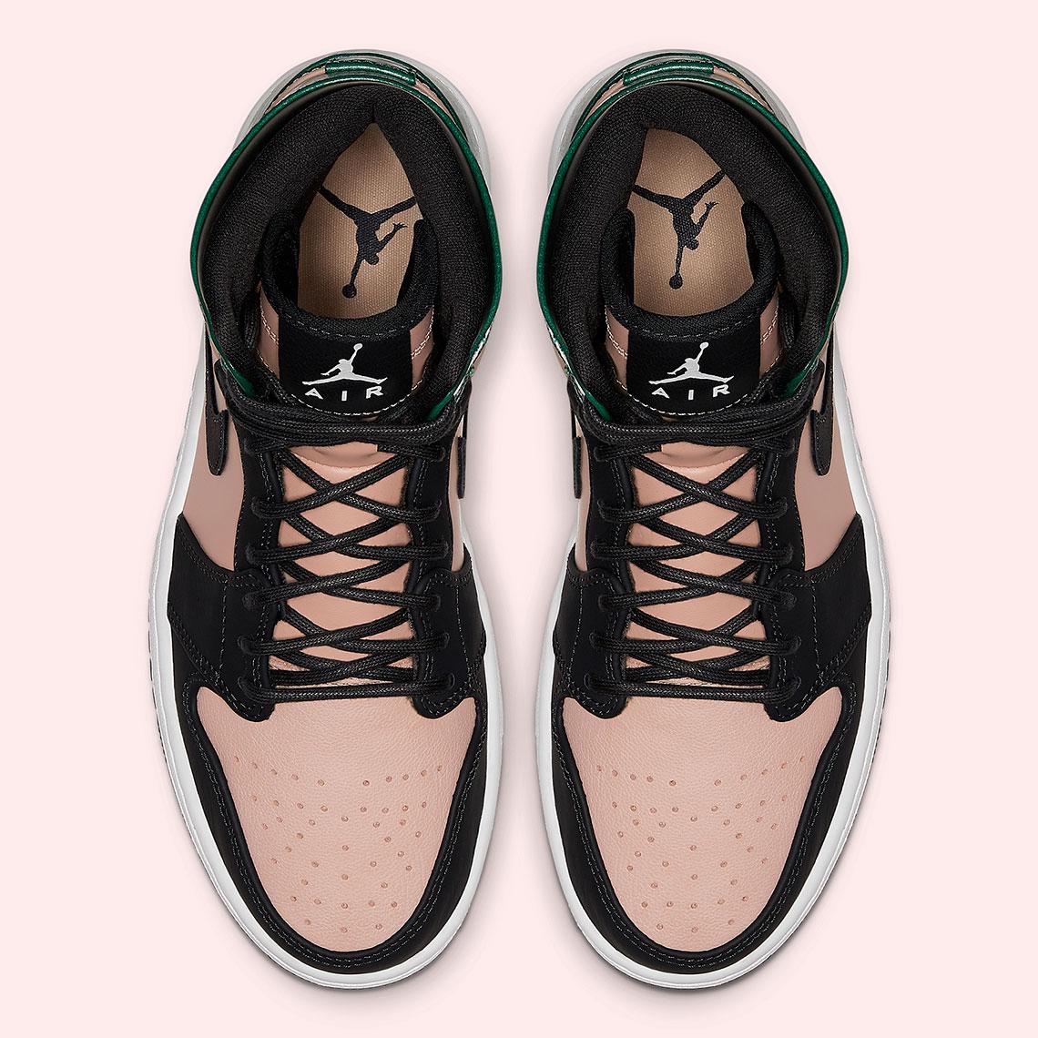 """Air Jordan 1 Retro High """"Metallic Green"""" Coming Soon: Official Photos"""