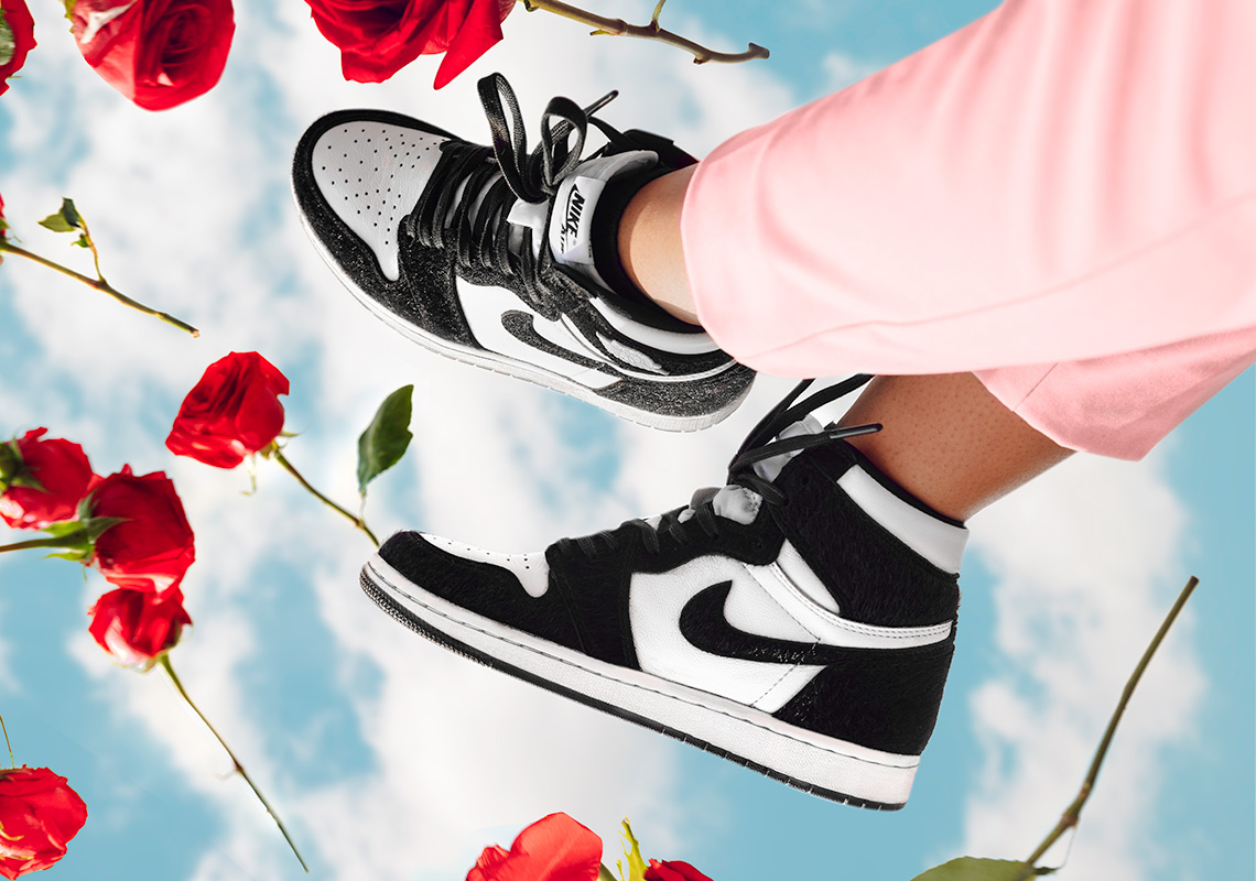 """separation shoes 3d627 e8ef3 Jordan Teams Up With Oneness To Launch The Air Jordan 1 """"Shoe Of The Derby"""""""