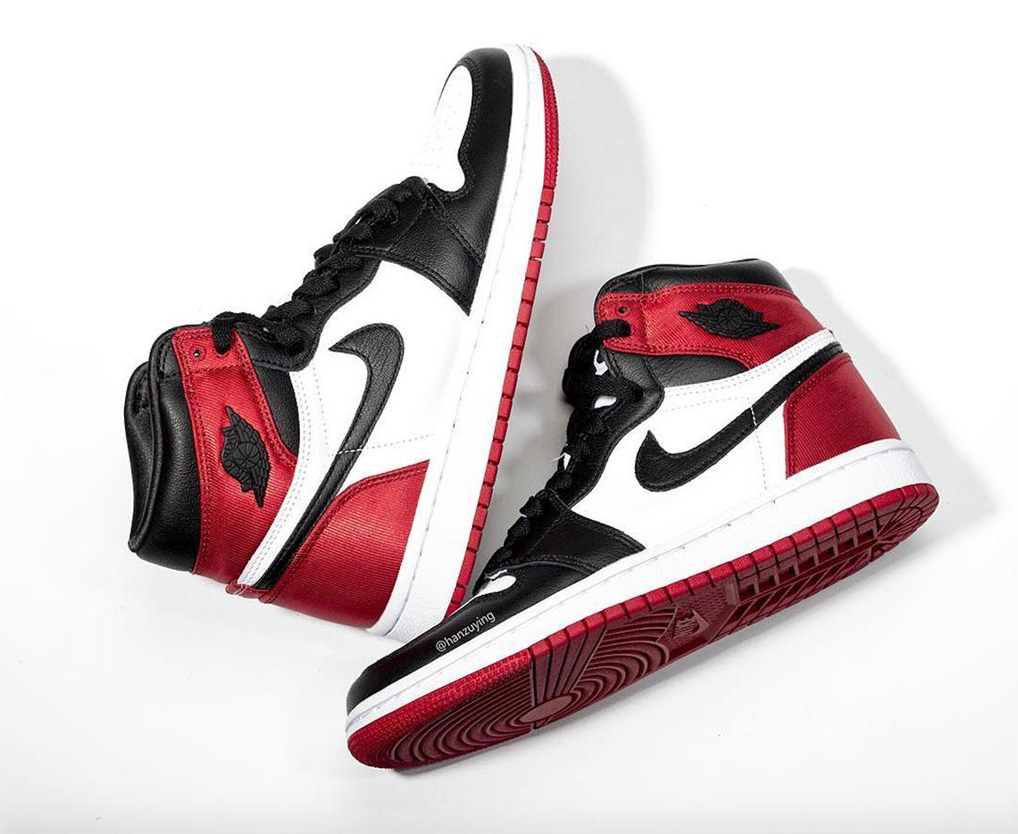 Air Jordan 1 Black Toe Women's CD0461