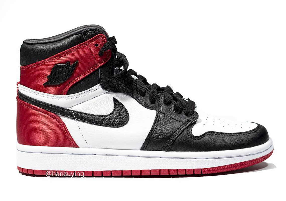 lowest price 03b7f b81a9 Air Jordan 1 Black Toe Women s CD0461-016 2019 Release Date ...