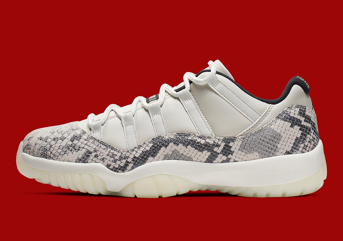 e245339ee234 Where To Buy Jordan 11 Low LE Snakeskin