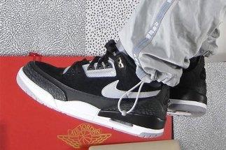 df09c9ed23ce79 The Air Jordan 3 Tinker Returns In August In Black