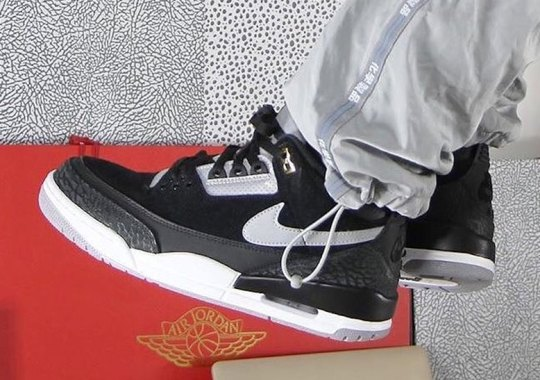 dd77b4d42ced92 The Air Jordan 3 Tinker Returns In August In Black