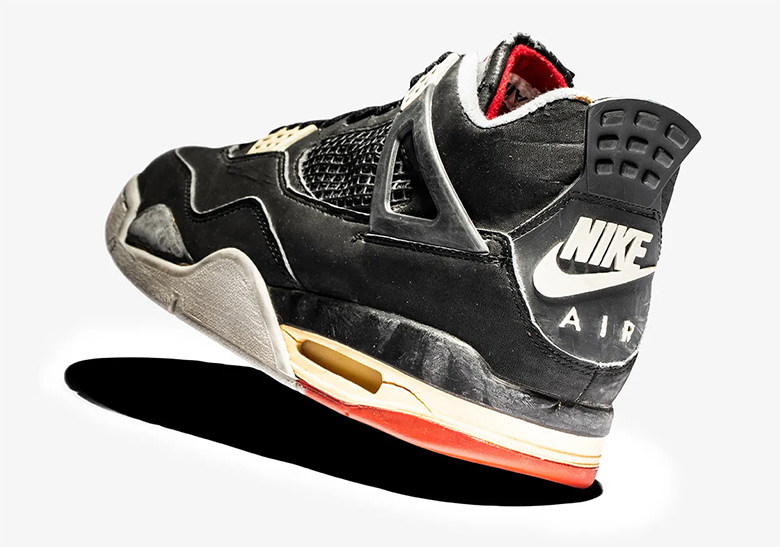 067ec479dfe3 Tinker Hatfield and Nike would later revisit a bold motif for the Air  Jordan 8 in 1993.