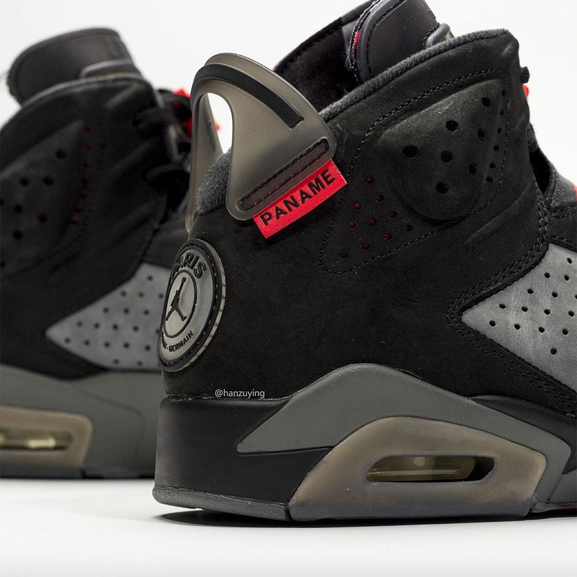 Jordan 6 Psg Paris Saint Germain Ck1229 001 Release Info Sneakernews Com