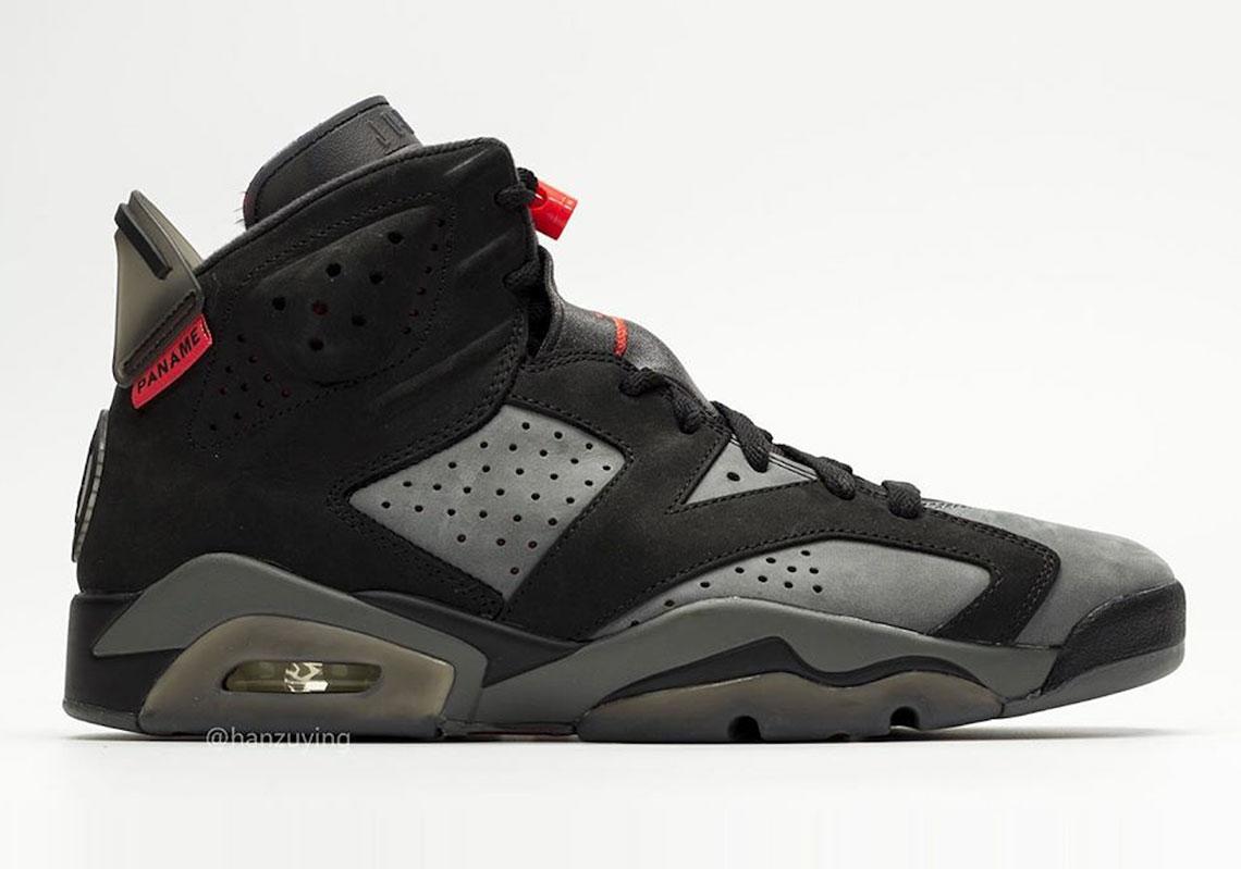 Jordan 6 PSG Paris Saint Germain CK1229-001 Release Info   SneakerNews.com