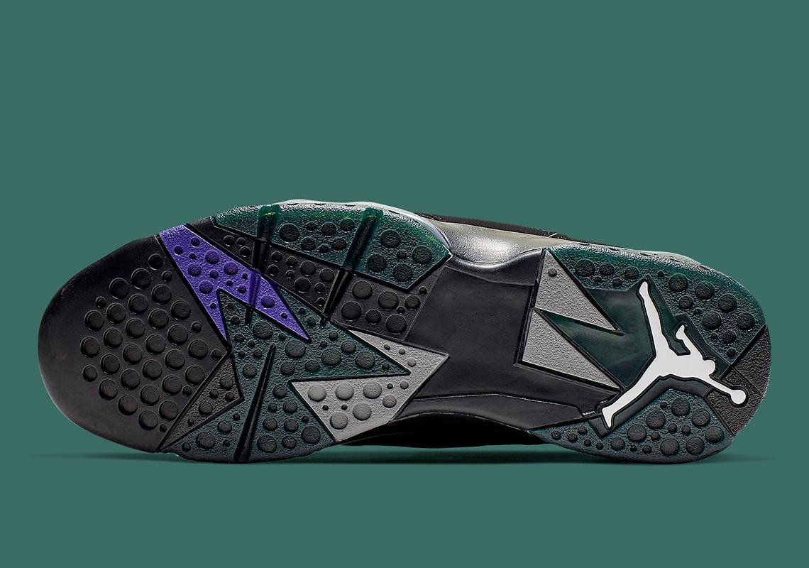 """Air Jordan 7 """"Ray Allen"""" Drops Next Weekend: Official Details"""