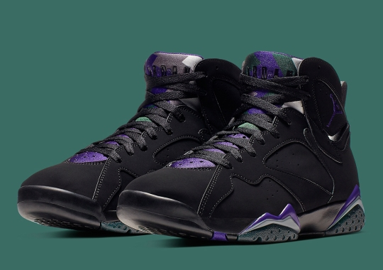 "Where To Buy The Air Jordan 7 ""Ray Allen"""