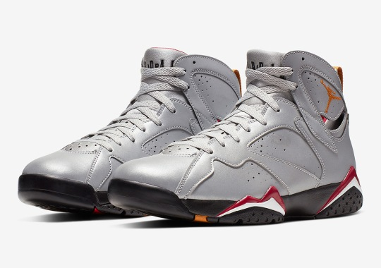 "Official Images Of The Air Jordan 7 ""Reflections Of A Champion"""