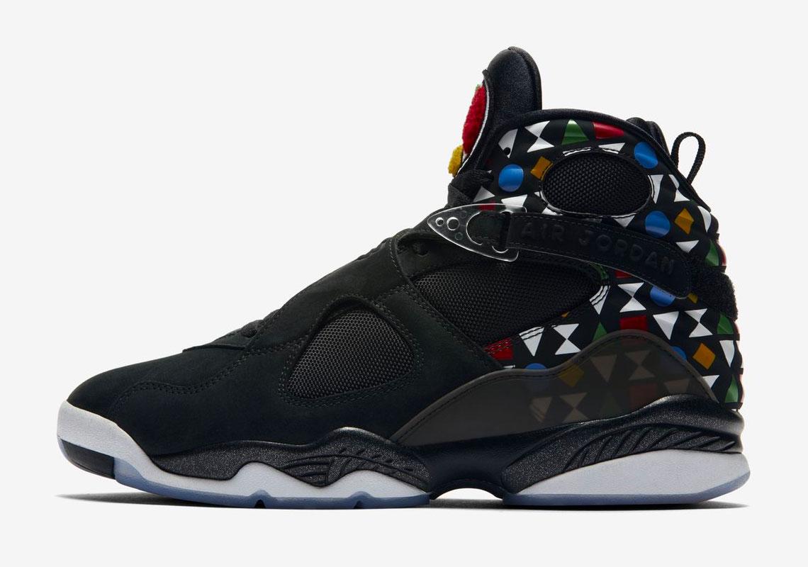 f007f05d091 Air Jordan 8 Quai 54 Release Date CJ9218-001 | SneakerNews.com