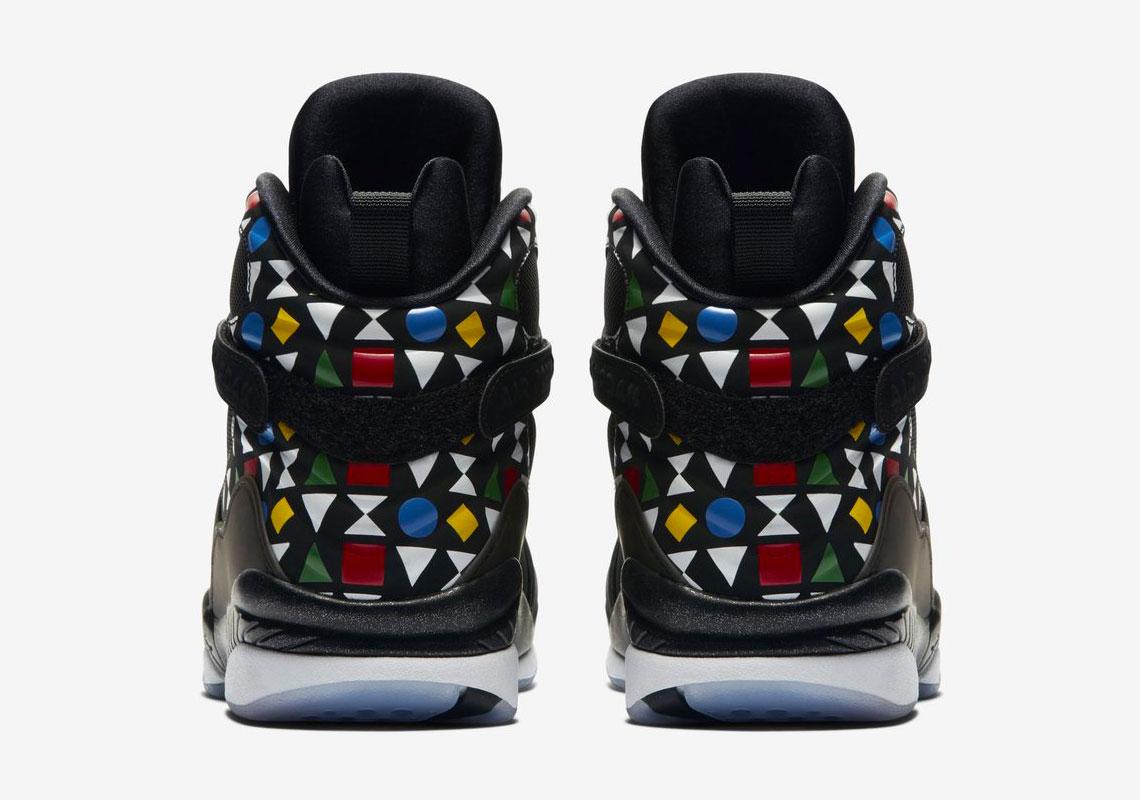 4990294c640 Air Jordan 8 Quai 54 Release Date CJ9218-001 | SneakerNews.com