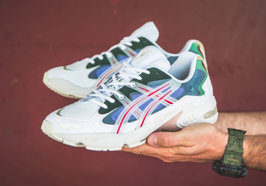 """Hypebeast's ASICS GEL-Kayano 5 """"Meadow"""" To Release At The End Of The Month"""