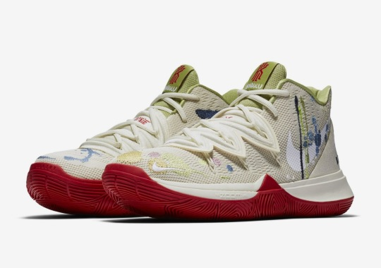 Boston's Bandulu Collaborates With Nike On The Kyrie 5