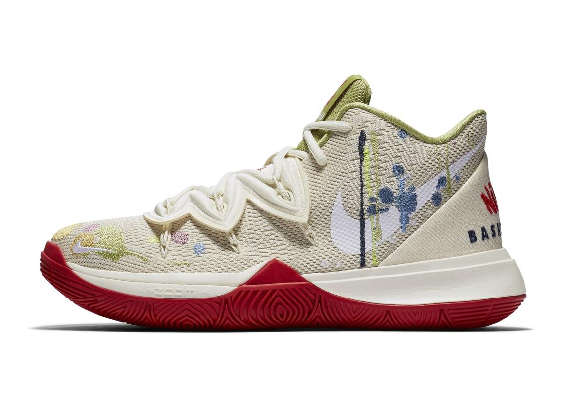 Nike Kyrie 5 Bandulu CK5836-100 Release