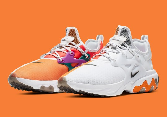 """BEAMS Officially Unveils Upcoming Nike React Presto """"Dharma"""" Collaboration"""