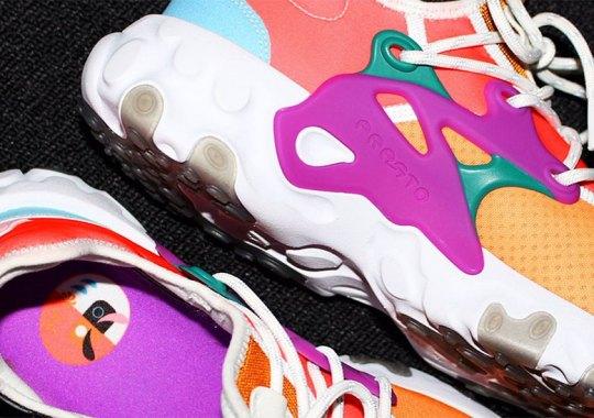 BEAMS Has A Split-Colored Nike React Presto Dropping Soon