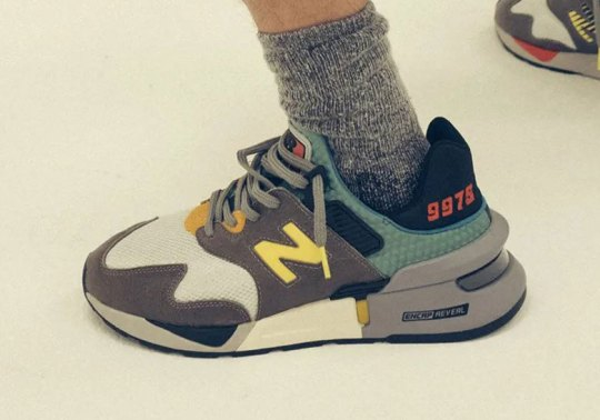 Bodega Reveals Another New Balance 997S Colorway In Spring/Summer Lookbook