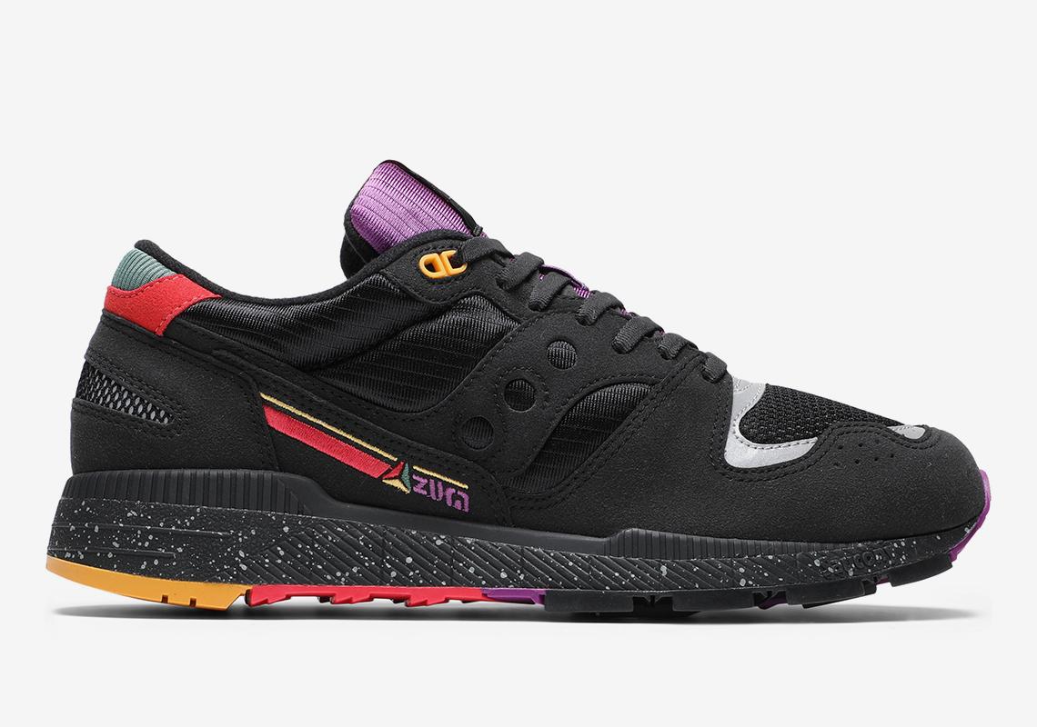 Bodega Saucony Azura Lucky 13 Release Date | SneakerNews.com