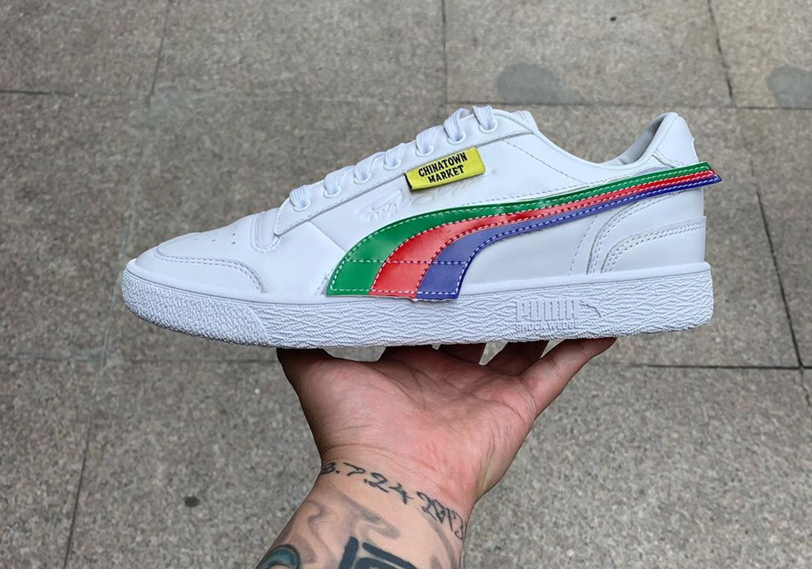 Chinatown Market Puma Ralph Sampson OG First Look | SneakerNews.com