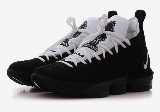 """LeBron Honors His Close Friends With The Nike LeBron 16 """"Four Horsemen"""""""