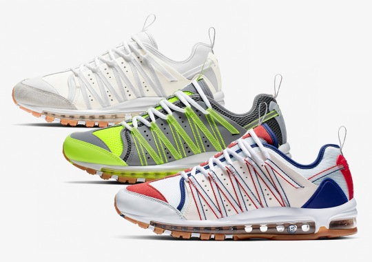 finest selection 9fd23 cf661 Where To Buy The CLOT x Nike Air Max 97 Haven