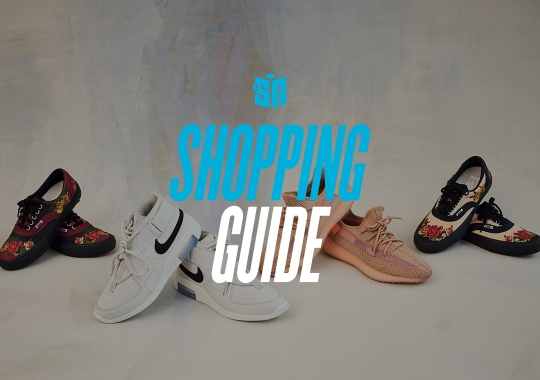 The Definitive SUMMER LUXURY SNEAKER Shopping Guide