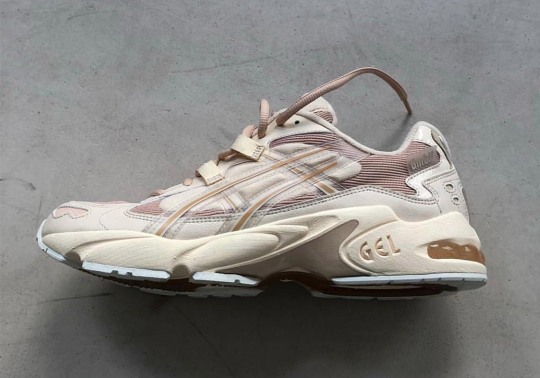 GmbH Adds Translucent Overlays On Their ASICS GEL Kayano 5 Collaborations