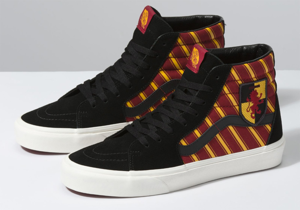 Harry Potter Vans Shoes Available Now Store List