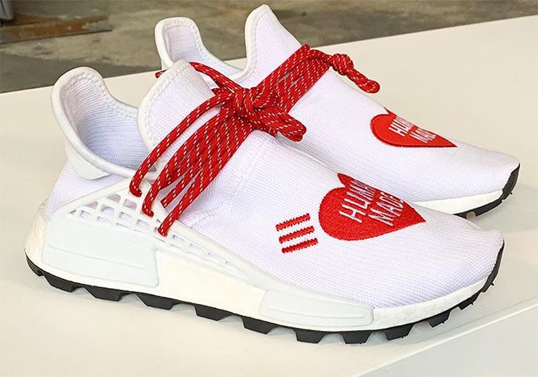 Giày Adidas NMD Human Race Shop giày th thao giá r t i