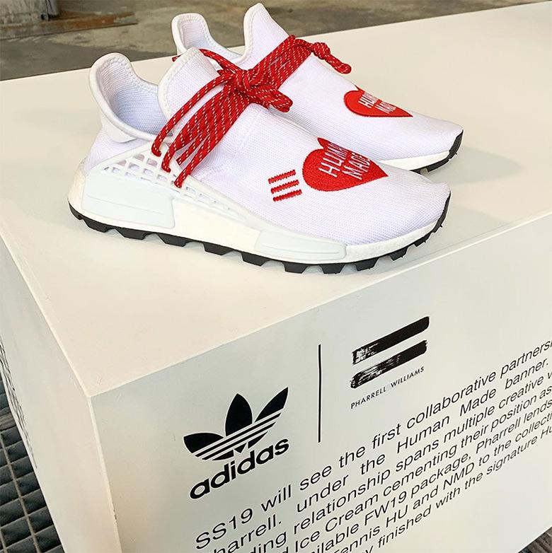 new concept 1a5c7 1e193 Human Made adidas NMD Hu Release Info | SneakerNews.com