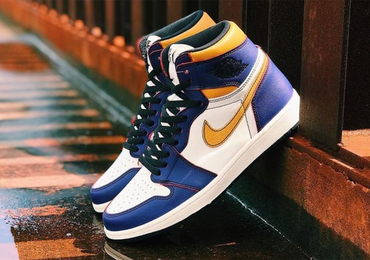 best loved e391d 87f4a Where To Buy The Jordan 1 SB LA Chicago