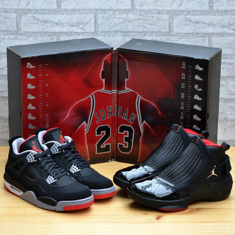 """1725205ef48 The Air Jordan 4 """"Bred"""" will have released a total of five times (as of May  4th). The original, as you know, released in 1989. The first retro came in  1999 ..."""