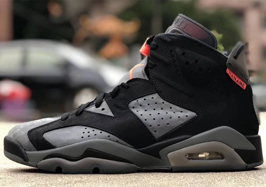 wholesale dealer 0fc78 b2c1a Air Jordan 6 PSG Set To Release In July