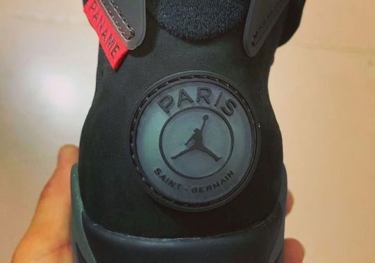 wholesale dealer e1edc 94b75 Air Jordan 6 PSG Set To Release In July