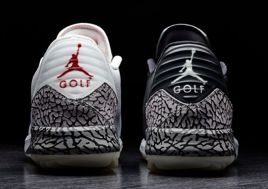 Jordan To Launch The ADG Golf Shoes With Two Iconic Colorways