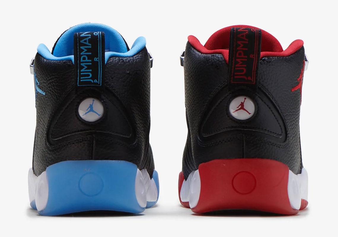new concept 852f3 60b65 Jordan Jumpman Pro Black Red Blue CK0009-001 | SneakerNews.com