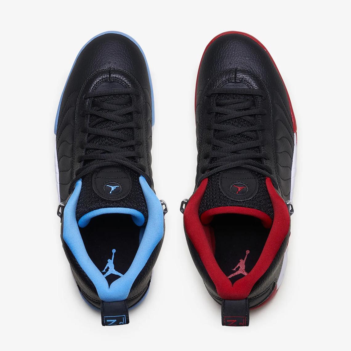 Black Red White Blue: Jordan Jumpman Pro Black Red Blue CK0009-001