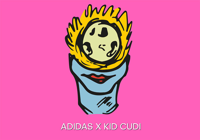 Kid Cudi adidas Collaboration