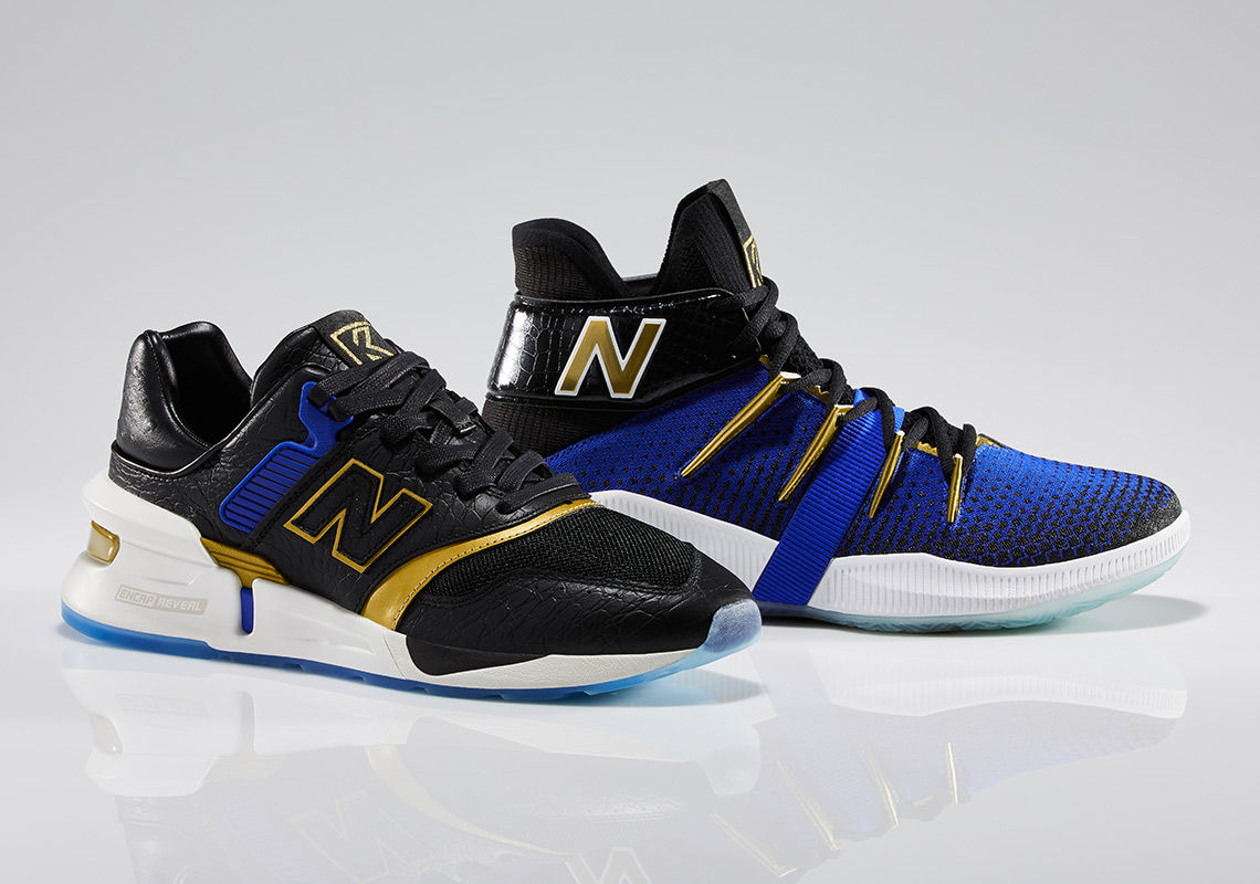 New Balance Releases The Kawhi 2-Way Pack, Featuring The OMN1S And 997S