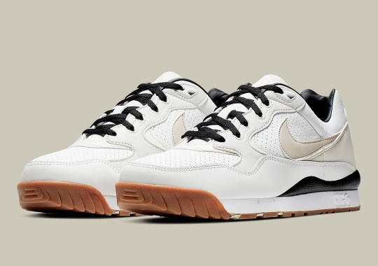 The Classic Nike ACG Wildwood Arrives Soon In Summit White