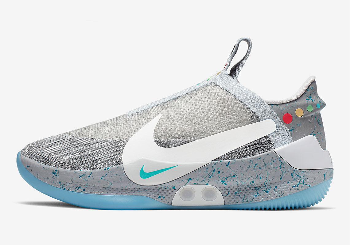 Nike adapt bb mag back to the future release date for Www bb