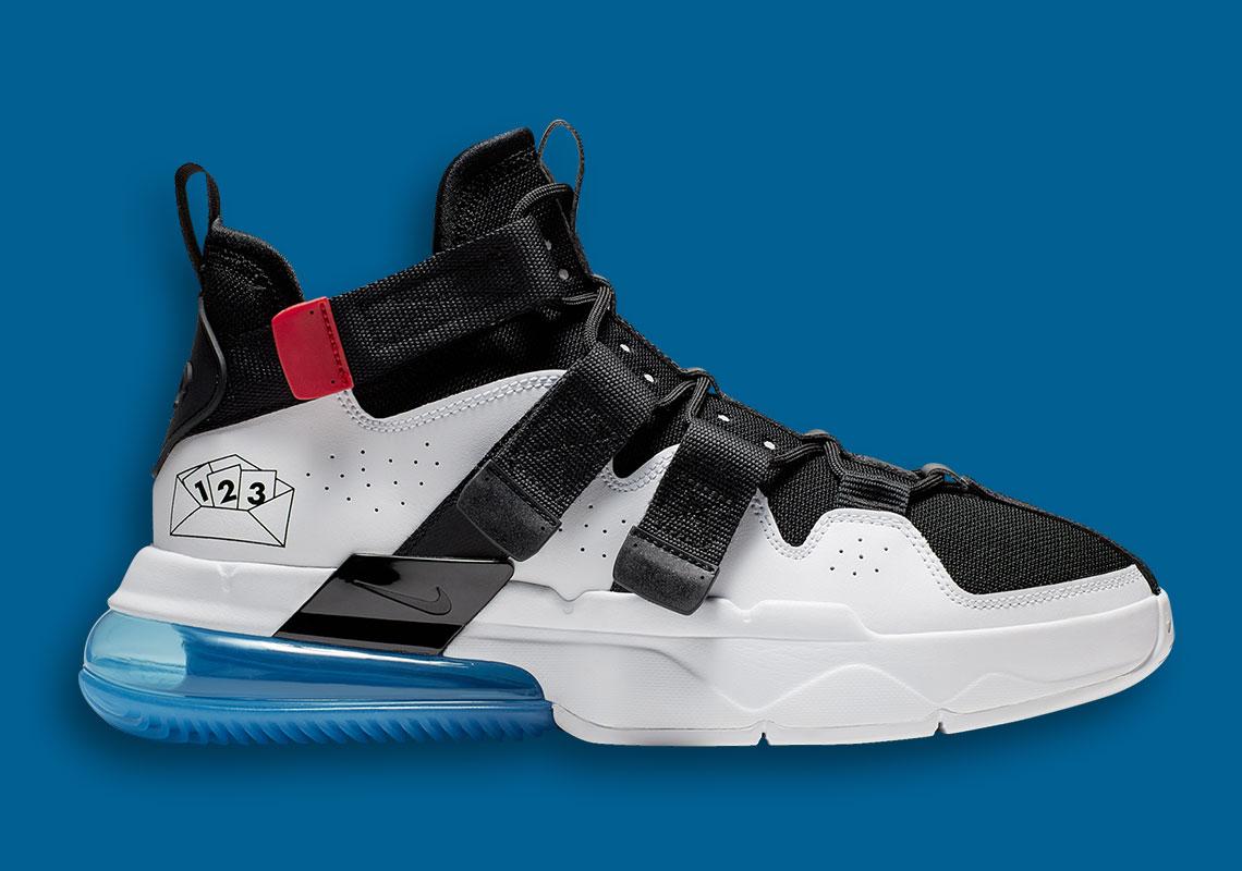 Nike Air Edge 270 NBA Draft Lottery Shoes  