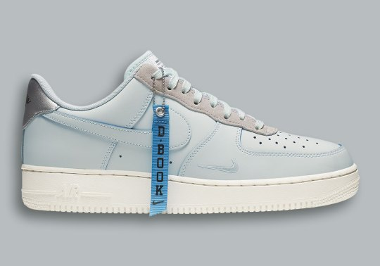 Devin Booker And Nike To Release A Collaborative Air Force 1 Low