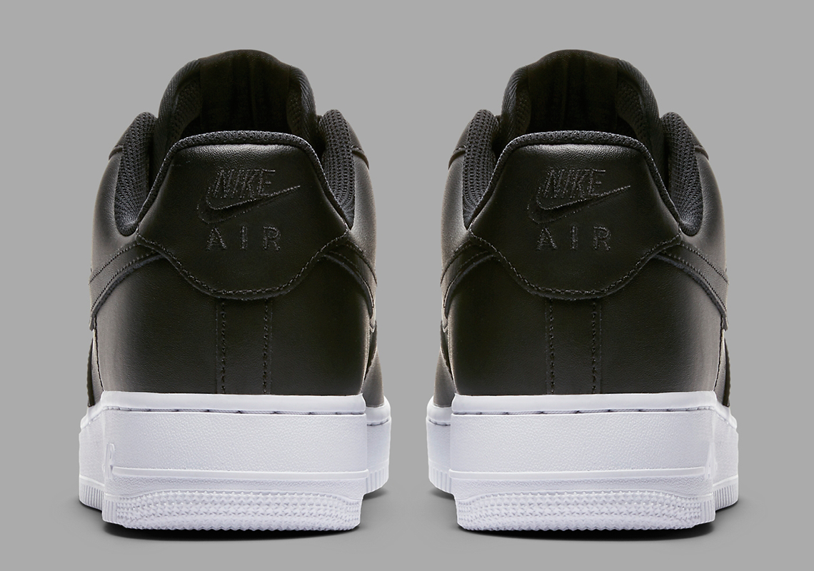 Nike Air Force 1 Low Black White AA4083 015 Release Info
