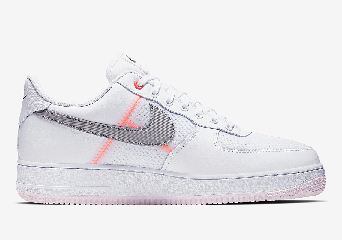 Nike Air Force 1 Low Transparent Pack Release Info