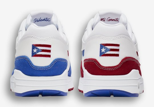 Nike Is Releasing An Air Max 1 Prior To The Puerto Rican Day Parade